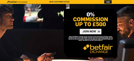 betfair online betting offers