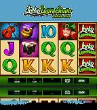 microgaming lucky leprechaun casino games