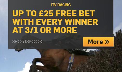 betting on itv horse racing