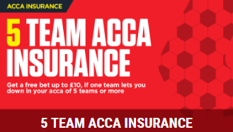 5+ acca insurance with the best online site