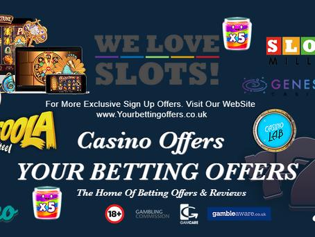 Top Online Casino Offers