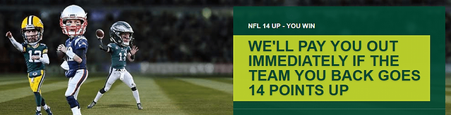betting on the nfl with the uks top betting company