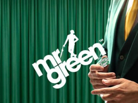 Mr Green Casino Exclusive Christmas offer