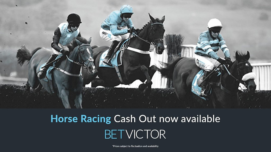 Betvictor horse racing cash out