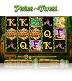 pixies of the forest online casino slot games