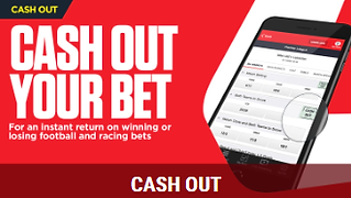cash out your bets