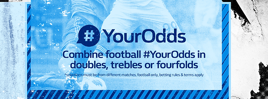 betting online with #yourodds