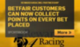 betfair rewards club