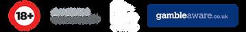 gamble-aware-logos