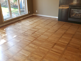 Birch Floor