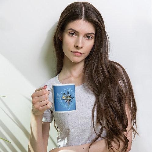 Coffee Mug Blue