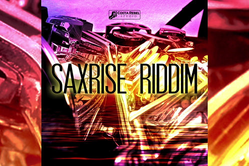 "Dancehall Riddim ""Saxrise"" (Non-Exclusive)"