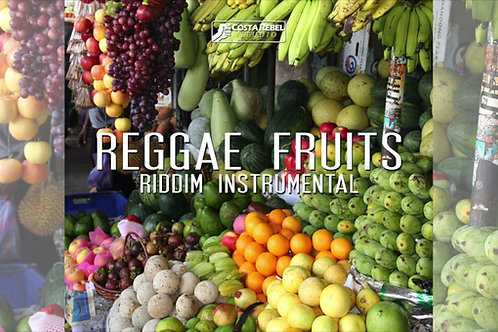 """Reggae Riddim """"Reggae Fruits"""" (Non-Exclusive)"""