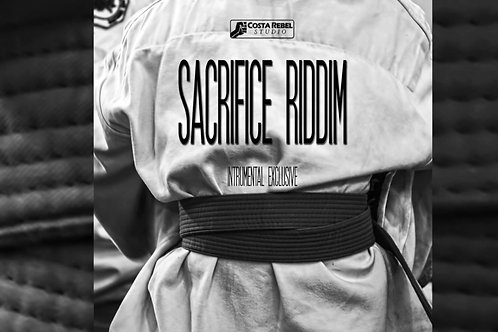 "Reggae/Dancehall Riddim ""Sacrifice"" (Instrumental Exclusive)"