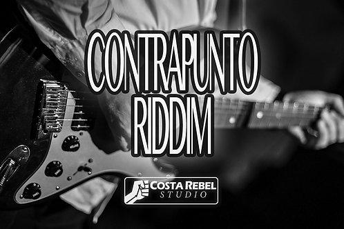 """Reggae Riddim """"Contra Punto"""" (Non Exclusive)"""