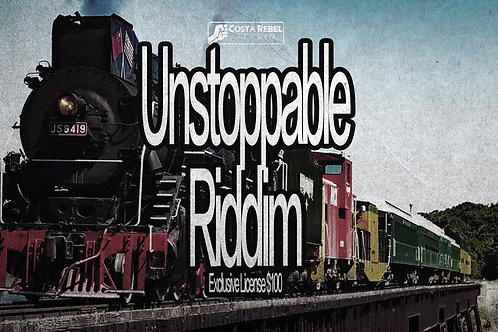 "Reggae Riddim ""Unstoppable"" (Non Exclusive)"