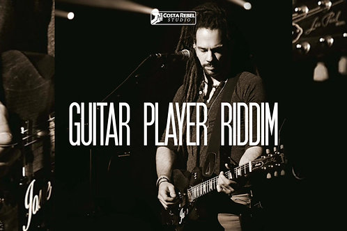 "Reggae Riddim ""Guitar Player"" (NonExclusive)"