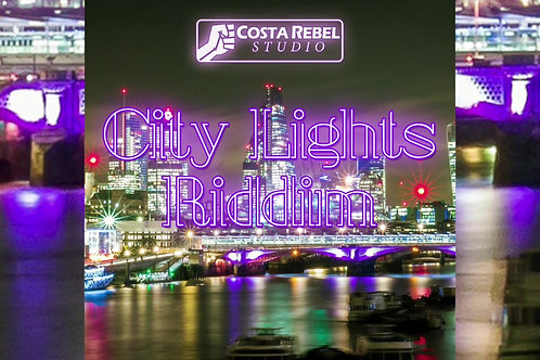 "Reggae Riddim ""City Lights"" (NonExclusive)"