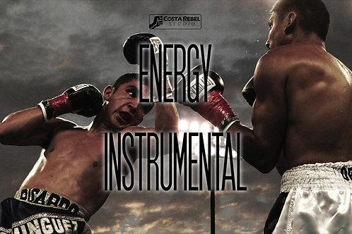 "Hip Hop Beat ""Energy"" (Non Exclusive)"