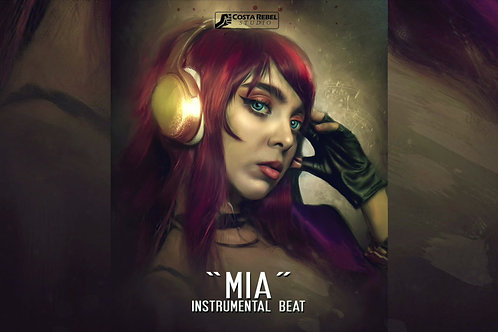"Reggaeton Beat ""Mia"" (Exclusive)"