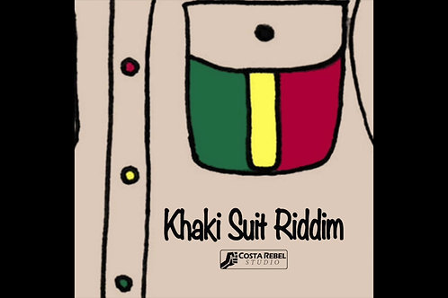 "Reggae Riddim ""Khaki Suit"" (Exclusive)"