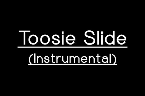 "Hip Hop Instrumental ""Toosie Slide"" (Non Exclusive)"