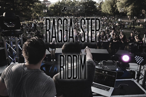 "Trap/Reggae Beat ""Ragga Step"" (Non Exclusive)"