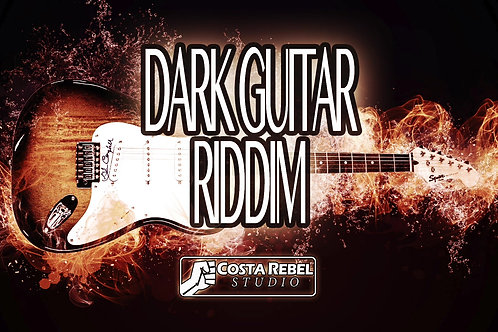 "Dancehall Riddim ""Dark Guitar"" (Non Exclusive)"