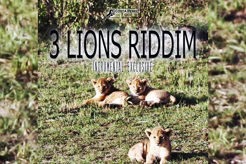 3 Lions Riddim (Instrumental Exclusive)