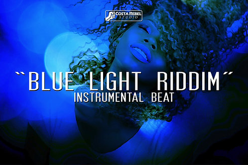 "Dancehall Instrumental ""Blue Light Riddim"" (Non Exclusive)"