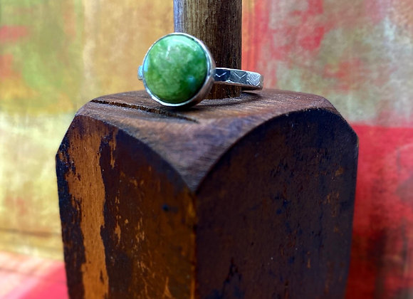 Turquoise Ring (Size: 10)