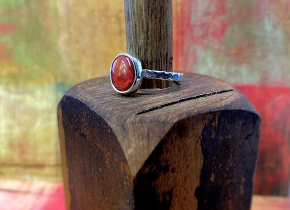 Spiny Oyster Ring (Size: 6 1/2)