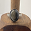 Thumbnail: Golden Obsidian Ring