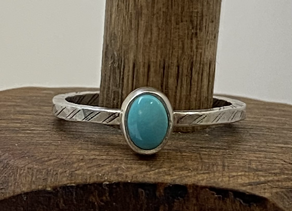 Cloud Mountain Turquoise Rings