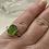 Thumbnail: Green Glass Ring
