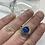Thumbnail: Blue Glass Ring