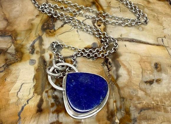 Lapis Lazuli Pendant -GN