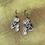 Thumbnail: Honey Bee Earrings