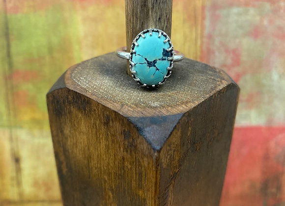 Turquoise Ring (Size: 5) - GN