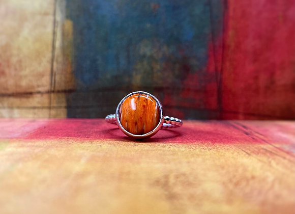 Spiny Oyster Ring (Size 5 1/2)