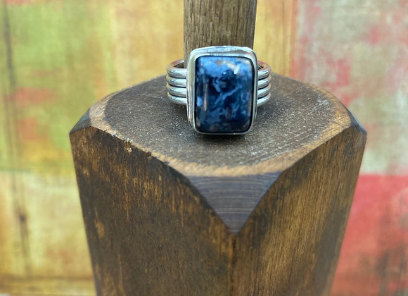 Pietersite Ring (Size: 5 3/4) - GN