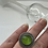 Thumbnail: Green Glass Ring