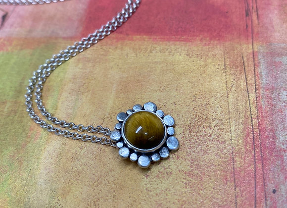Tiger Eye Pendant - GN