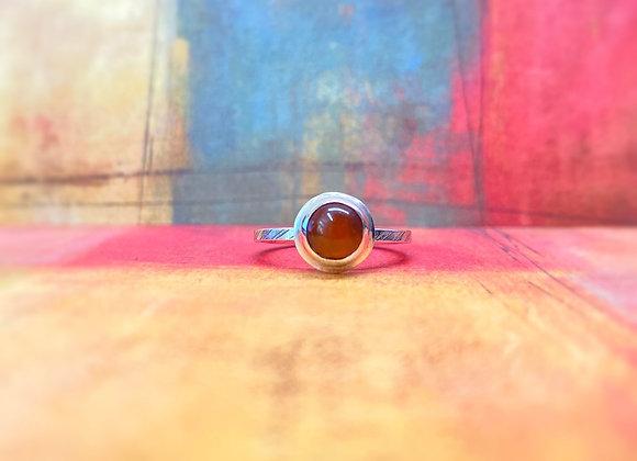 Carnelian Ring (Size 6)