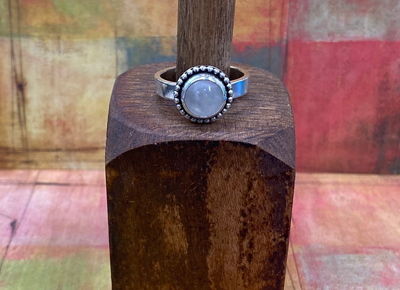 Moonstone Ring (Size: 9.5) - GN