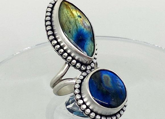 Borealis Ring (Size 6 1/4)