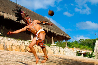 Maya Juego de pelota