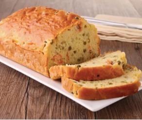 Le cake aux olives