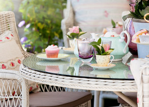 Afternoon Tea - A Great British Tradition