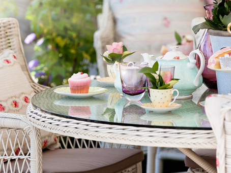 The Origins of Afternoon Tea